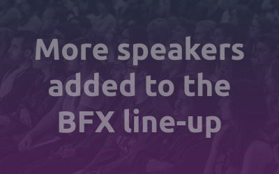 More speakers added to the BFX line-up