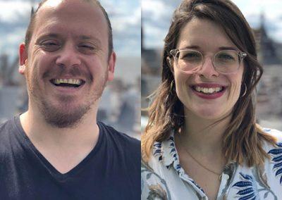 Charlotte Tyson & Alan Clappison – Framestore