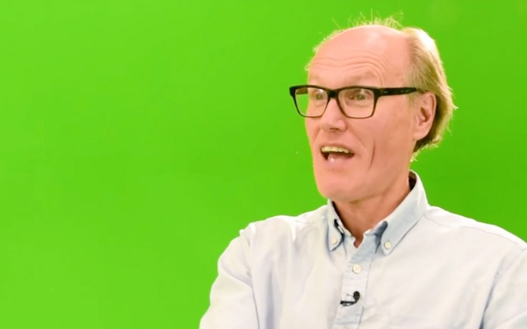 BBC's Will Gompertz to headline visual effect Festival… via hologram!