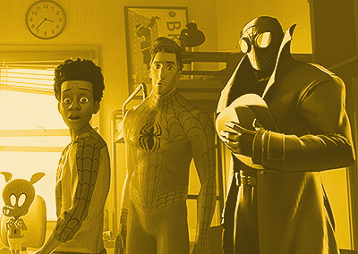 Spider Man Into the Spider Verse – Film Screening