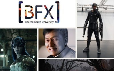 Learn from top industry names in BFX masterclasses